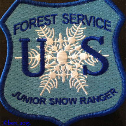 snow ranger patch