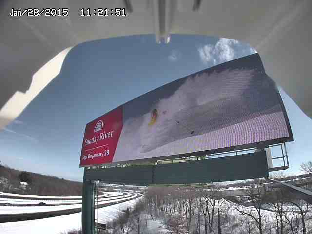 sunday river billboard