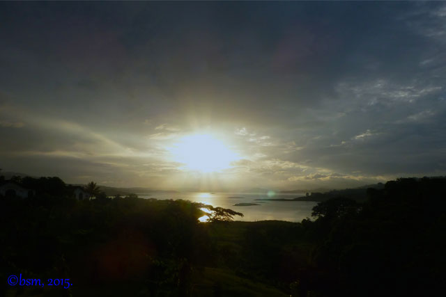 sunset lake arena costa rica