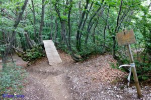 italy downhill biking