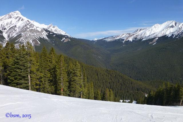 moutn norquay ski