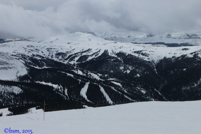 sunshine village alberta