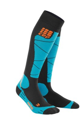 cep progressive+Ski merino compression