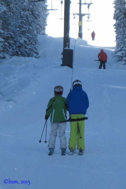 high lift crested butte