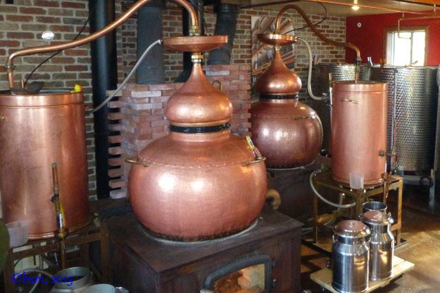 montanya rum still