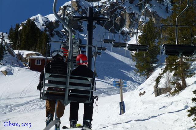 old summit lift solitude