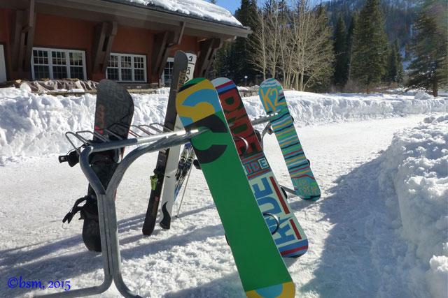 solitude utah snowboard
