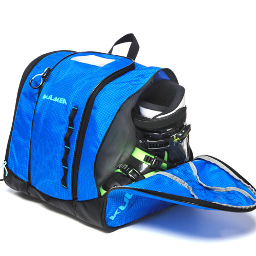 speed star kids ski boot pack kulkea