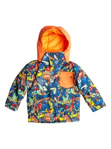 quiksilver little mission jacket