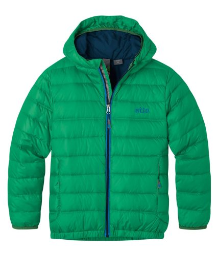 Kids' Hometown Down Hooded Jacket