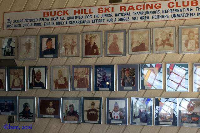 buck hill wall of fame