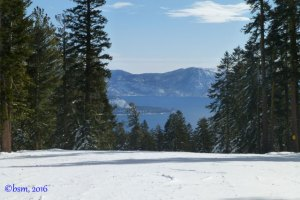 lake tahoe view northstar
