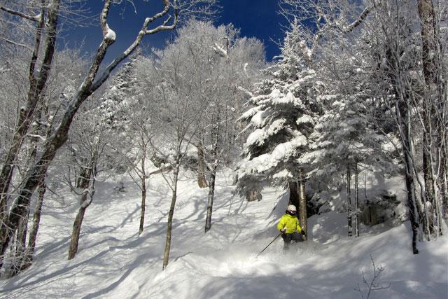 mont orford ski