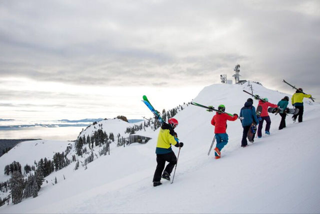 squaw northface guides