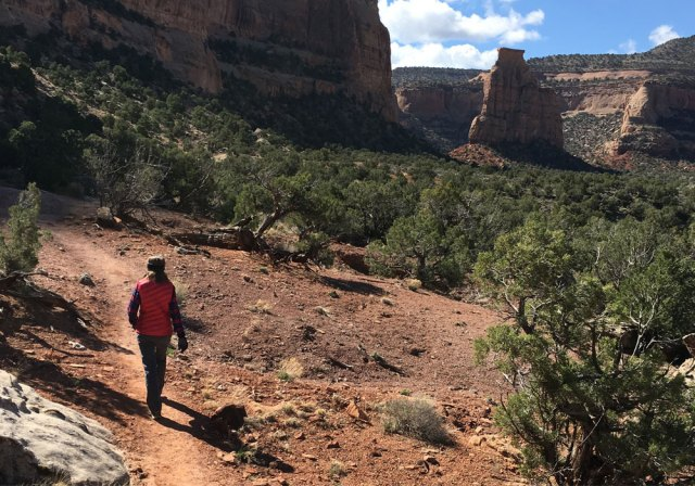 hiking as cross-training