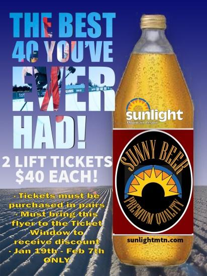 best 40 sunlight