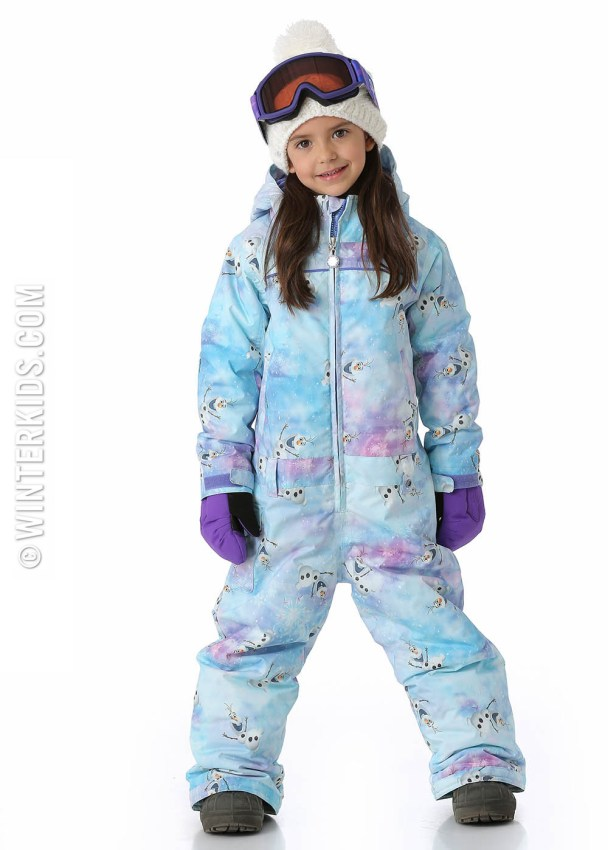 Burton minishred illusion one piece