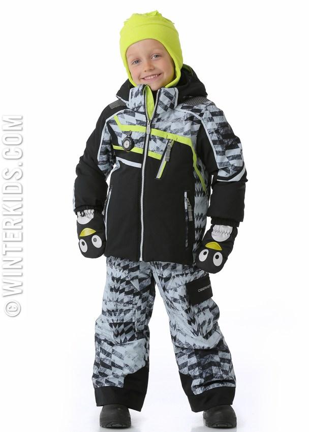 Obermeyer Boys Tomcat Jacket.