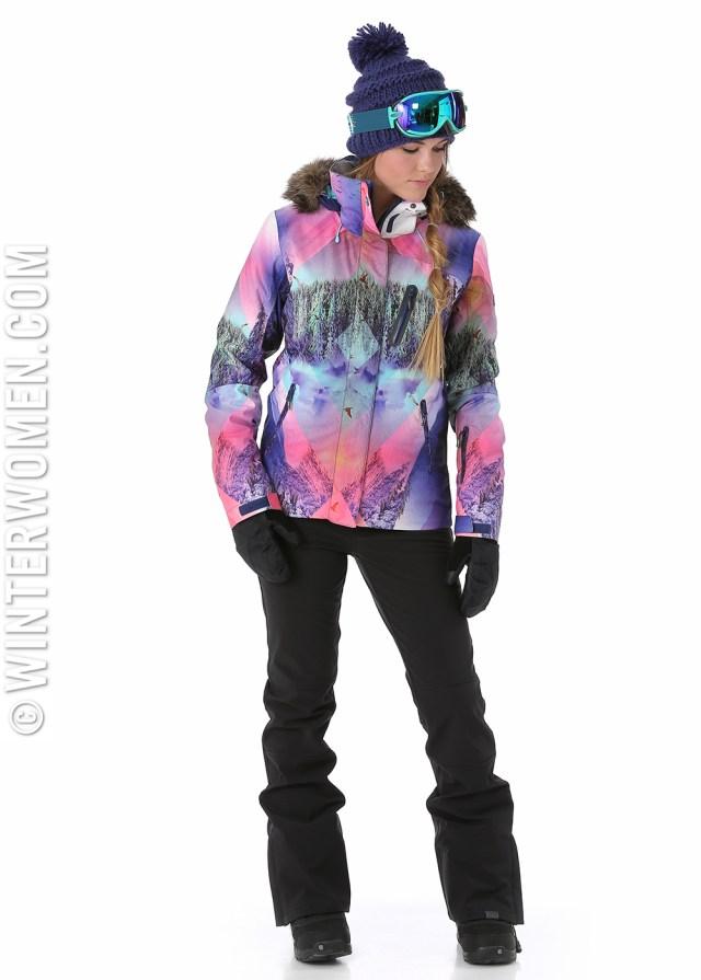roxy jet ski jacket