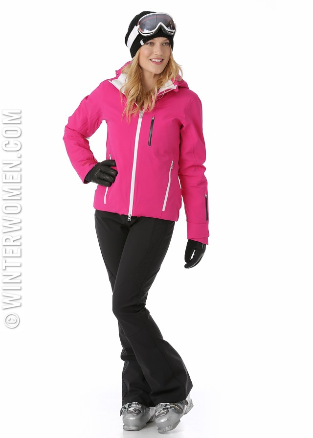 spyder fraction jacket ski