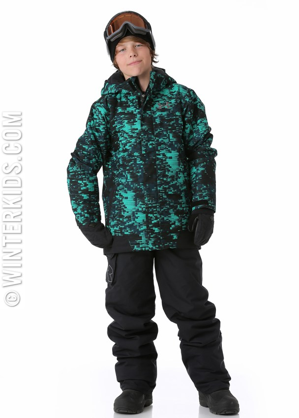 Oh The Cuteness Ski Fashion 40 For Little Kids And Juniors The Classy Patterned Ski Jackets