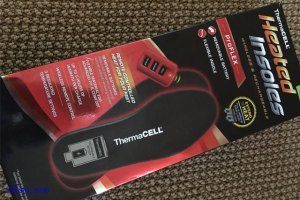 thermacell pro flex heated insoles
