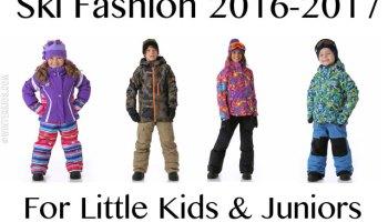 fbd2f07fa Ski Fashion 2015 - 2016  Big Styles