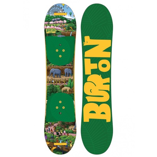 Burton After School Special Snowboard Combo