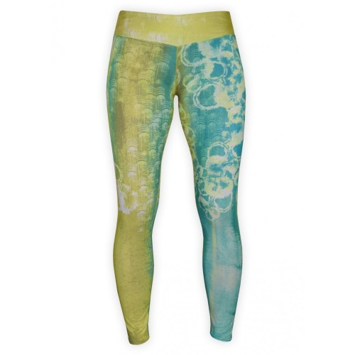 hot chilly's sublimated print tights