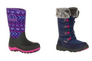 kamik winter boots girls
