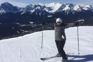 An Insider's Guide to Family Skiing at Lake Louise