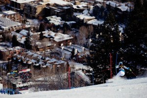 world cup ski racing aspen