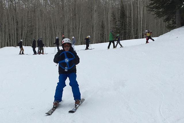 ski ring nick