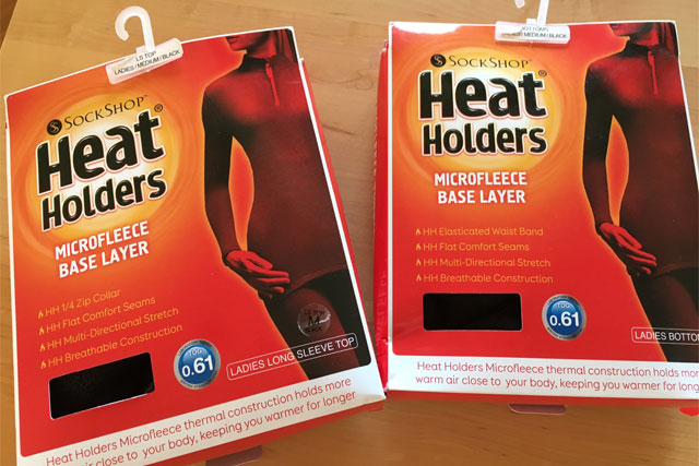 heat holders thermal layers