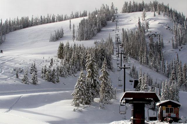 lost trail powder mountain