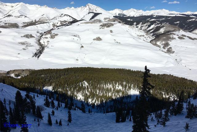 phoenix bowl crested butte