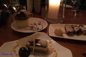 dessert at keystone ranch