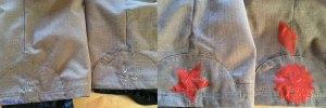 noso patches ski pants