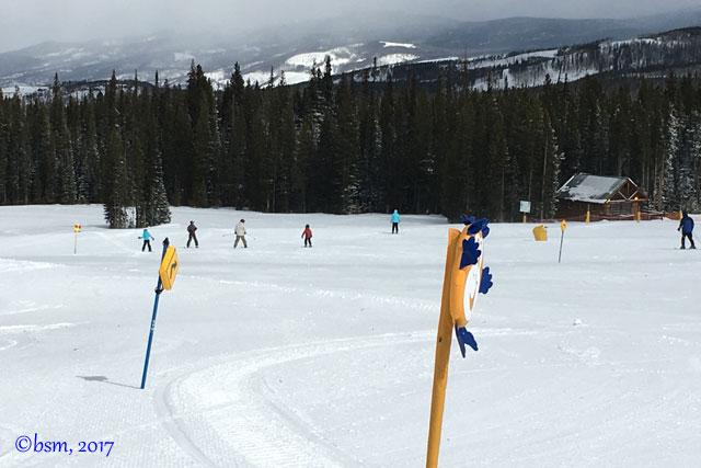 winter park learning terrain