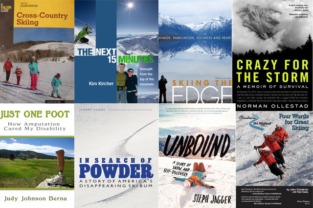 best nonfiction books about skiing