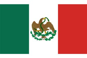 flag of the mexican republic 1824-1848