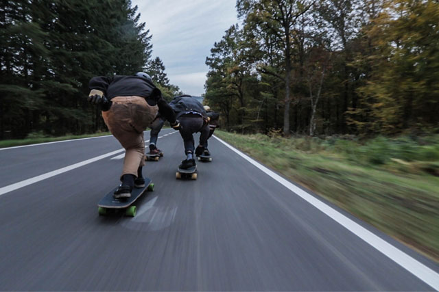 Is Mountain Longboarding a Perfect Skiing Substitute?