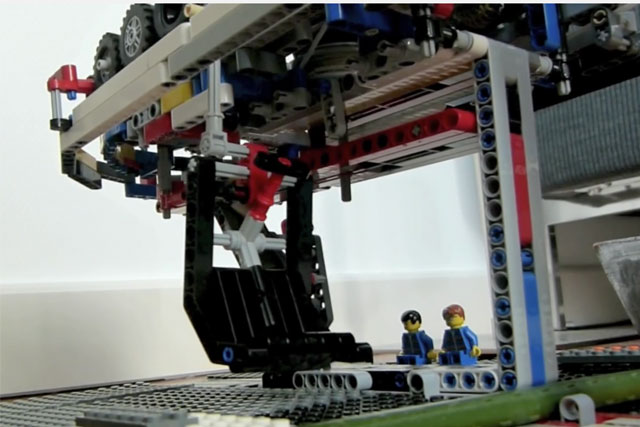 lego chairlift