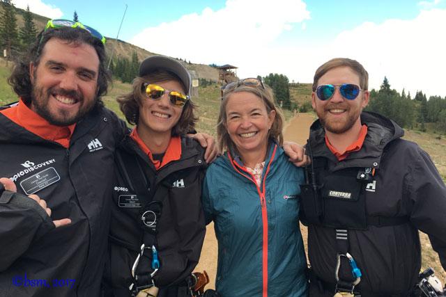 zip line tour guides expedition zip line at breckenridge