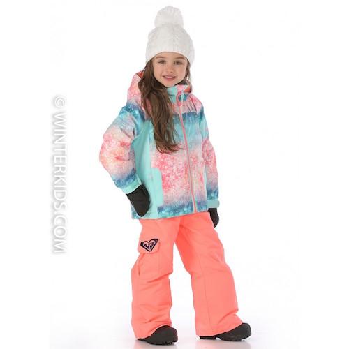 Roxy Mini Jetty Solargradient for Little Girls