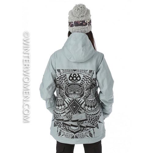 686 Phoenix snowboard ski Jacket
