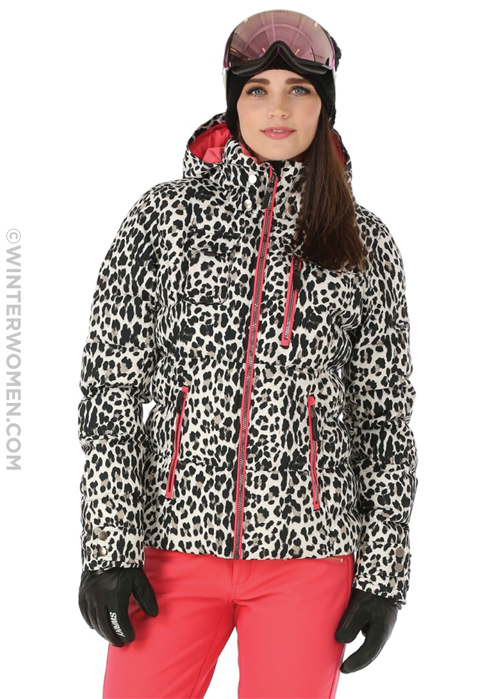 Ski Fashion  A Mid-Winter Look at Women s Ski Jackets From ... 69e84f9c0