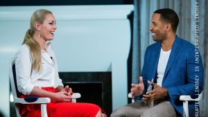 UNINTERRUPTED: Lindsey Vonn Talks Skiing and Money with Maverick Carter