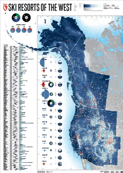 marmot maps ski resorts of the west