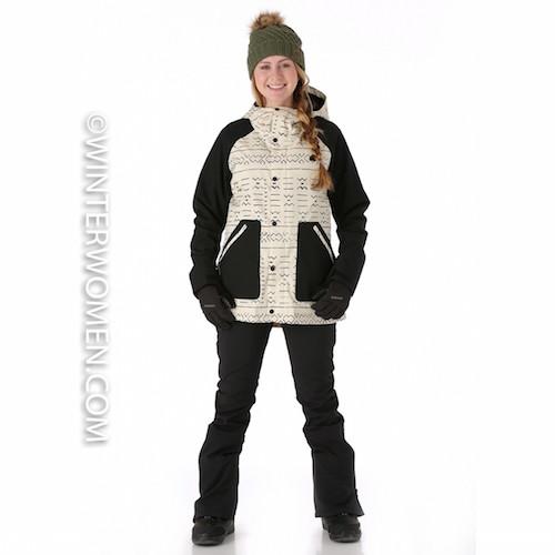 Burton Eastfall Womens Ski Jacket